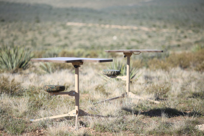 Portable Shooting Bench